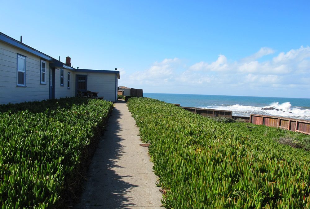 Pigeon Point Lighthouse Hostel, California Coast