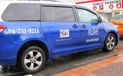 Accessible Taxis in Vancouver, British Columbia