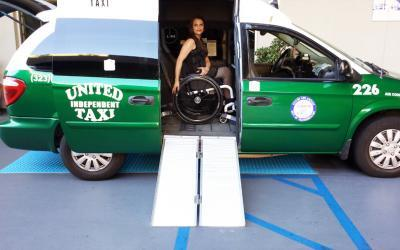 Wheelchair Accessible Taxis for the Los Angeles Area