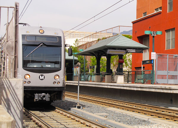 Access the L.A. County Metro Rail System by Wheelchair