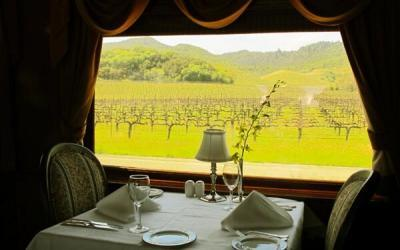 Touring on the Napa Valley Train with a Wheelchair