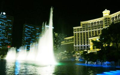 Las Vegas Travel Review for Wheelchair Access