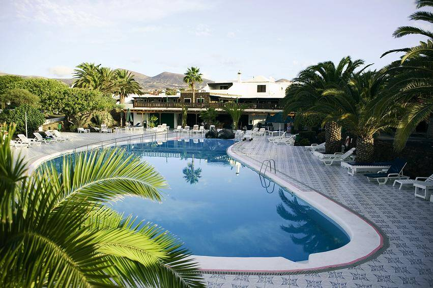Villa on Lanzarote Island of Spain is Accessible