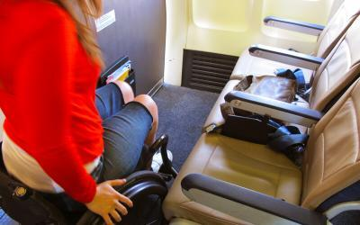 Manual Wheelchair Travel Tips