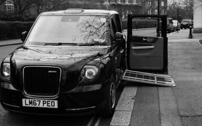 Accessible Transportation Around London