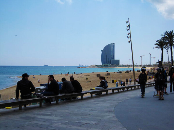 Traveling Barcelona, Spain in a Wheelchair