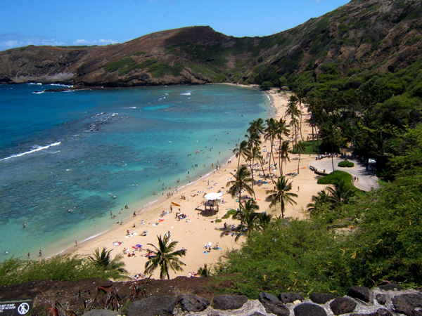 Hanauma Bay Beach Park, Hawaii Accessibility