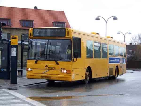 Access Barriers to Public Transportation in Denmark