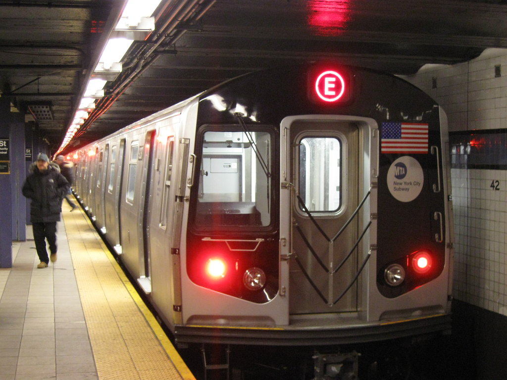 Accessibility of the New York Subway System