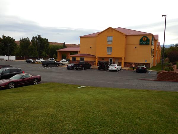 La Quinta Inn in Moab, Utah