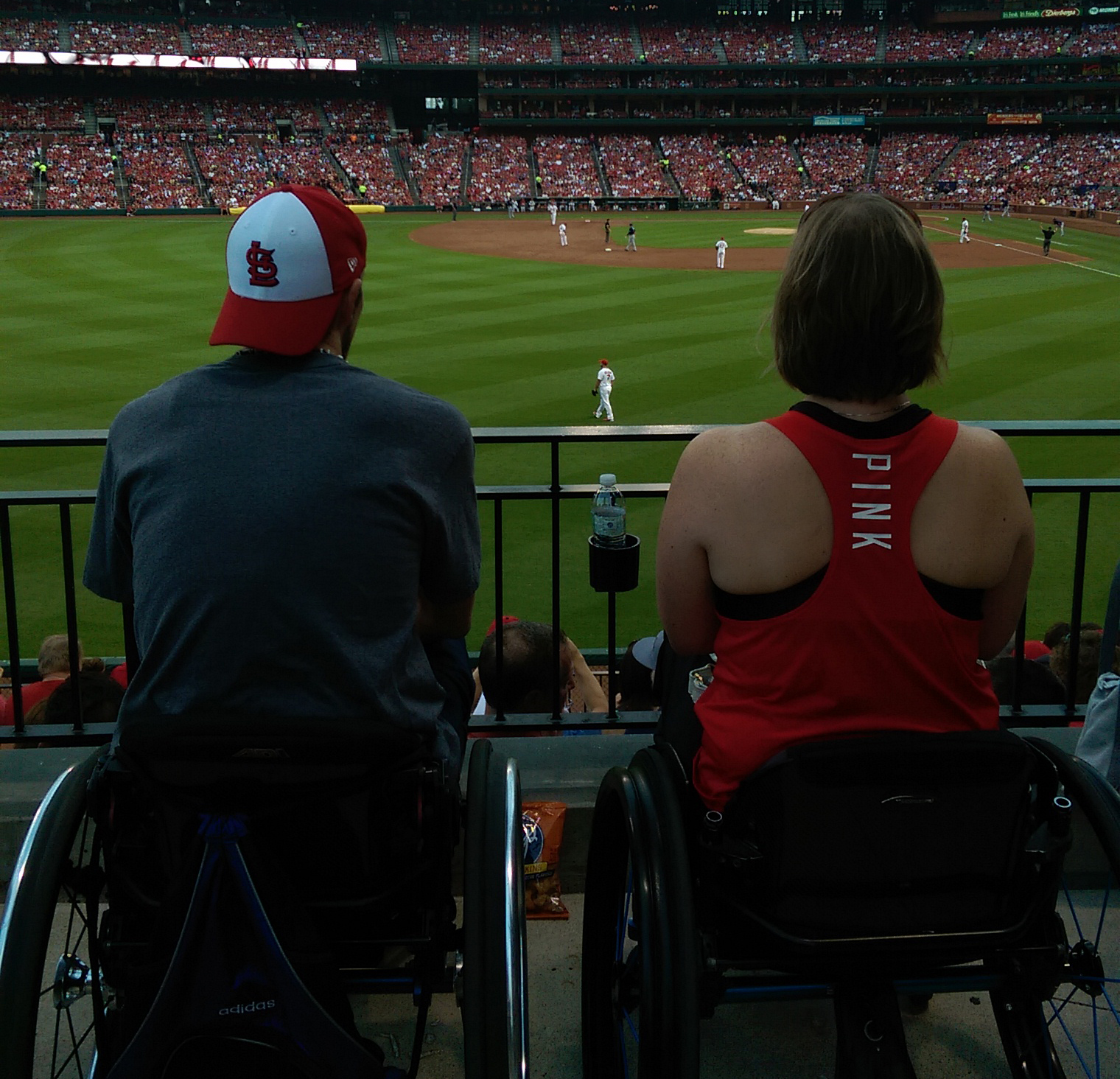 Saint Louis MO Accessible Venues Sports Theater & Entertainment wheelchairtraveling