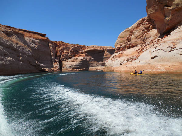 Lake Powell, Utah Accessibility Travel Tips