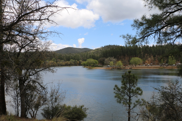 Access the Mountain Lakes of Prescott, Arizona