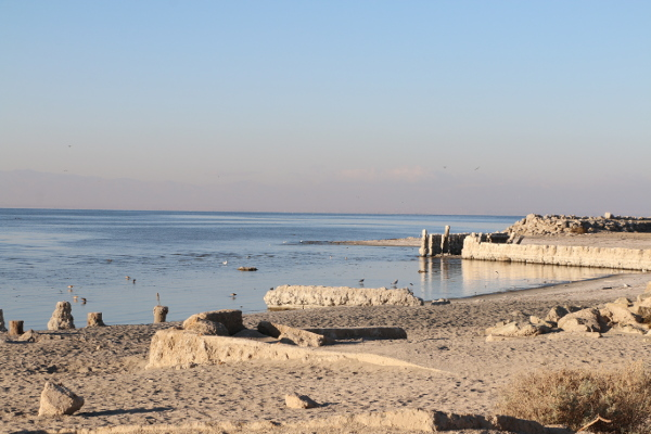 Exploring the Salton Sea in Southern California