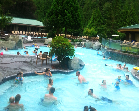 Harrison Hot Springs, British Columbia, Canada