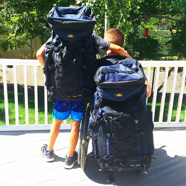 Tips for Preparing a Europe Trip with a Child in a Chair