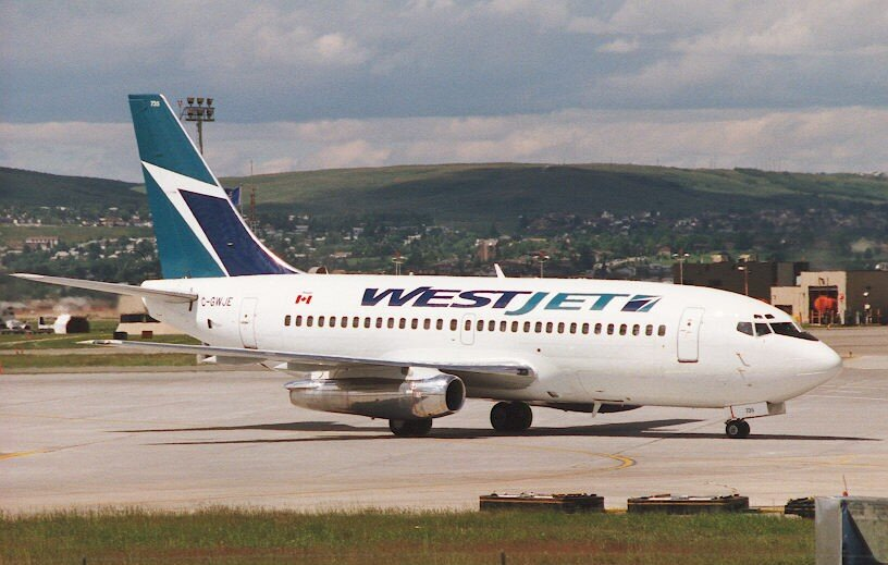Westjet Airline in Canada Makes Flying A Little Easier