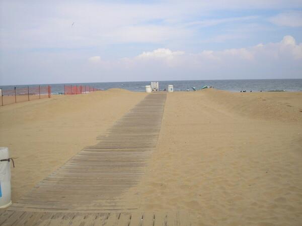 Virginia Beach Access Near Chesapeake Bay