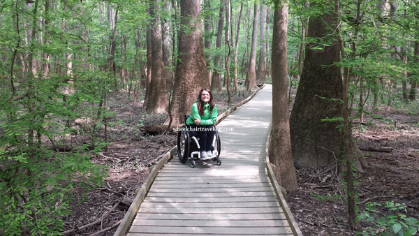 Congaree National Park, SC Accessible Hiking Tips