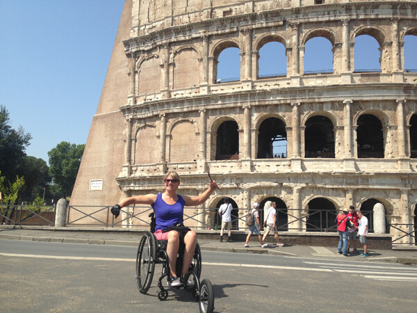 Rome, Italy Wheelchair Accessible Travel Tips