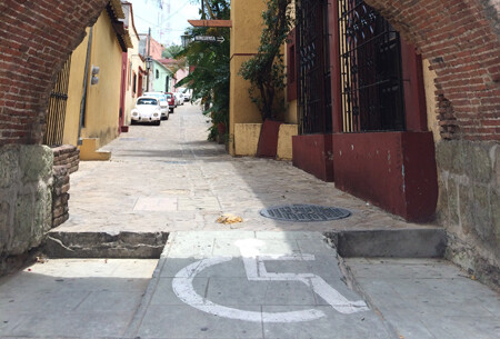 Oaxaca and Mexico City Wheelchair Travel Tips