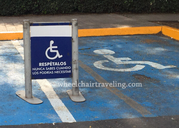 Mexico City Wheelchair Access Travel Tips