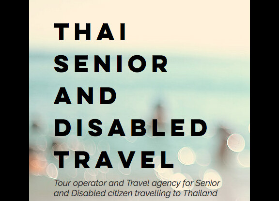 Thai Senior and Disabled Travel Company Tour