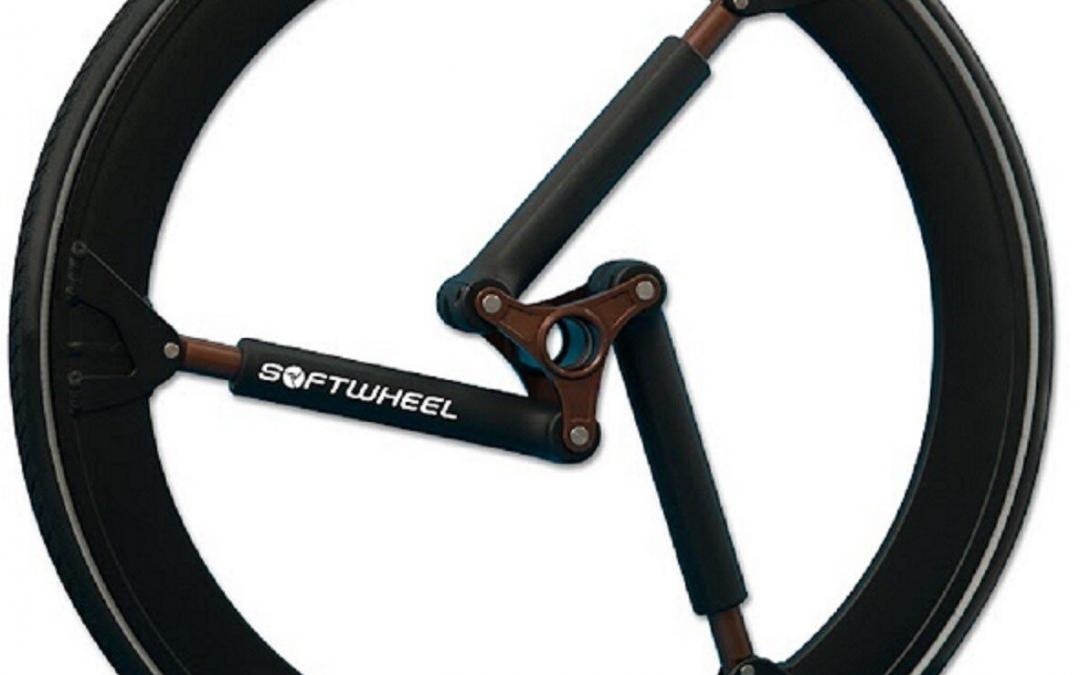 SoftWheel by Numotion