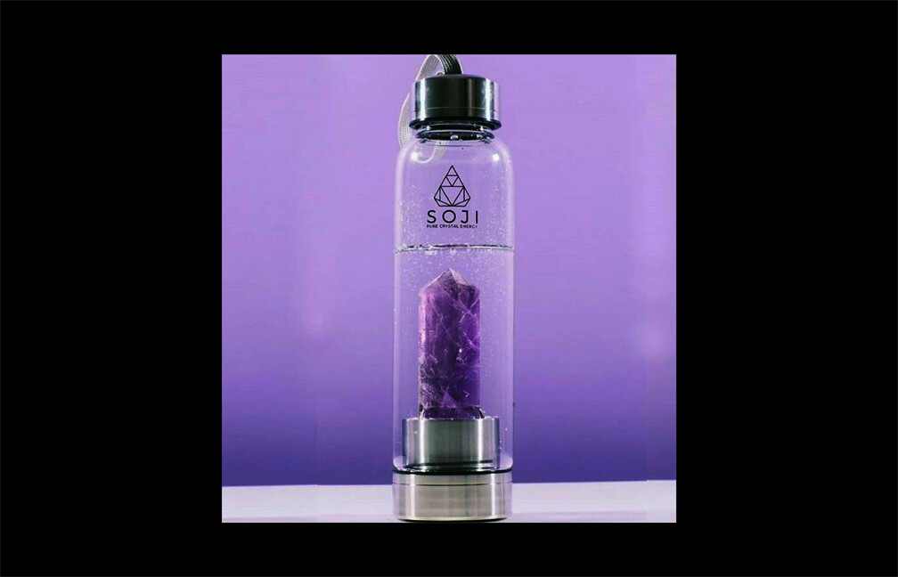 Soji Energy Water Bottle