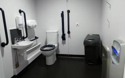 Toilets & Changing Areas: Carlisle, Cumbria England