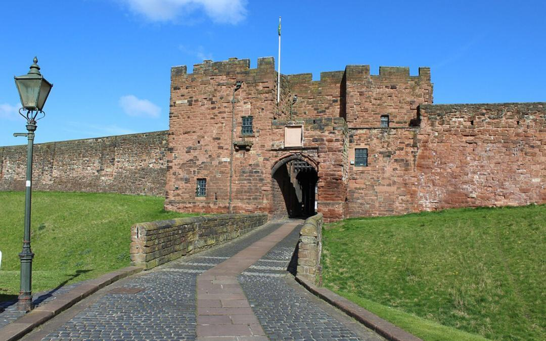 Attractions in Carlisle, Cumbria, England