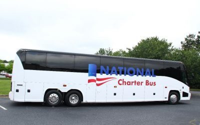 Chicago National Charter Bus: Wheelchair Access