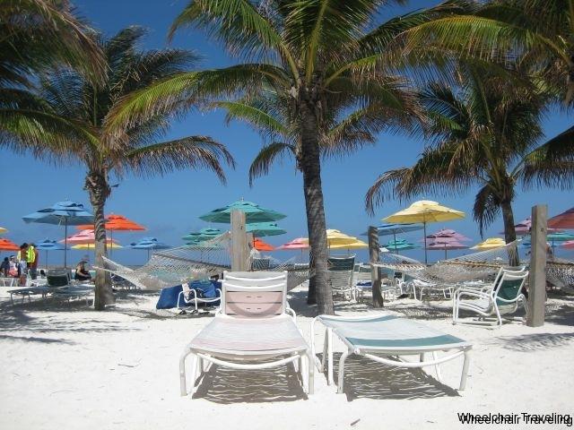Castaway Cay - Family Beach