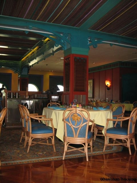 Dining - Parrot Cay