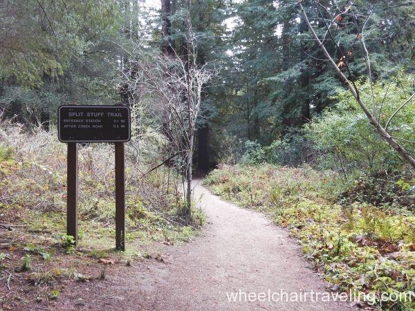Split Stuff Trail Head