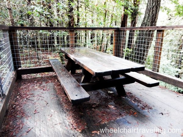 Waggnor Trail End Picnic Table
