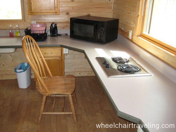 HC Cabin kitchen (WI DNR)