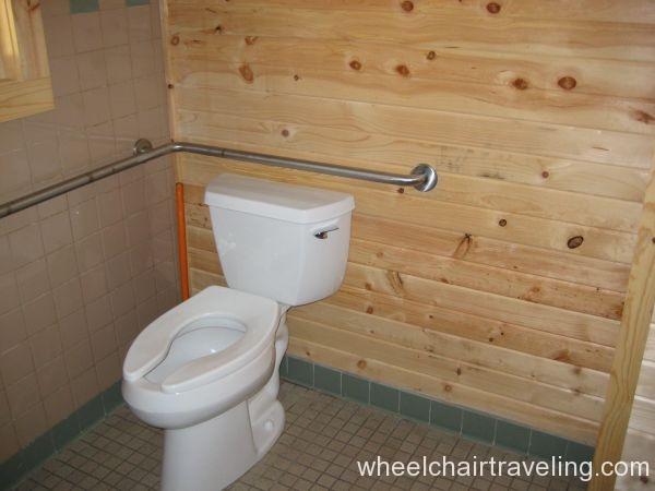 HC Cabin toilet (WI DNR)