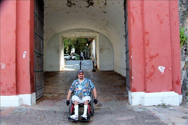 Old San Juan City Gates