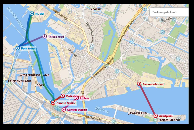 amsterdam-ferries