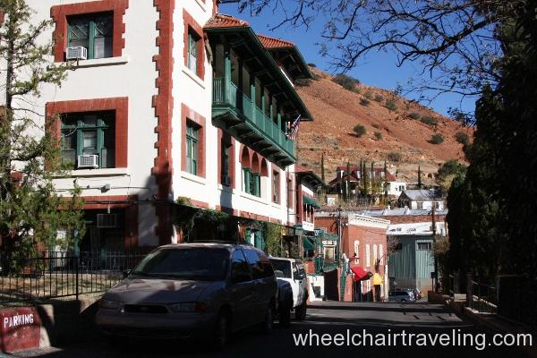 19 Copper Queen Hotel