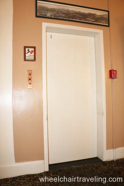 24 Copper Queen Elevator