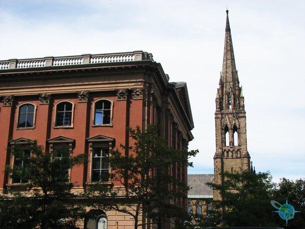 First Church of Boston