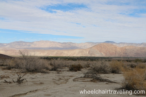 8_View from All Access Trail to Palm Canyon Campground