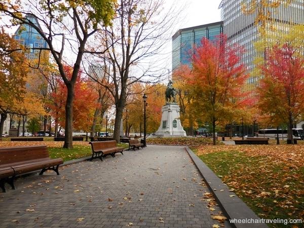 Montreal City Park