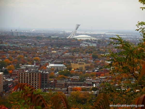 View from Mt. Royal
