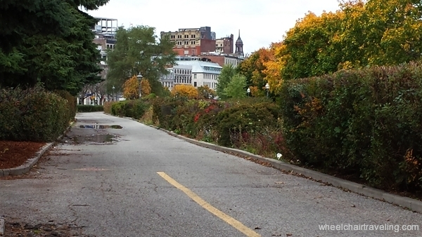 Old Port: Bike Path