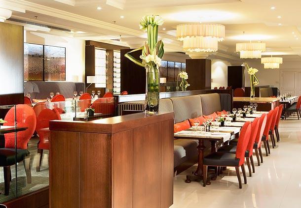 Marriott Hotel Restaurant