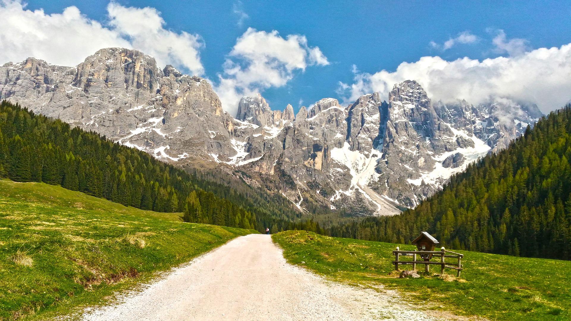South Tyrol -Dolomiti Mountains 1