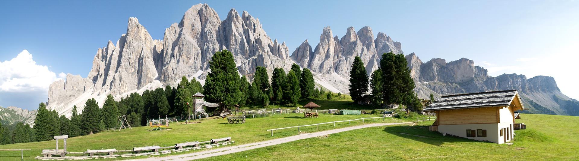 South Tyrol - Dolomiti Mountains 2